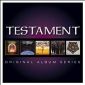 Testament: Original Album Series [Slipcase]