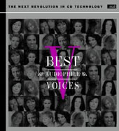 Various Artists: Best Audiophile Voices, Vol. 5 [Digipak]