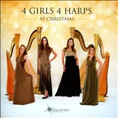 4 Girls 4 Harps at Christmas