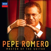 Pepe Romero: Master of the Guitar [11 CDs]