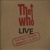 The Who: Live: Las Vegas, Nevada September 14, 2002 [Slipcase]