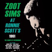 Zoot Sims: At Ronnie Scott's 1961: The Complete Recordings *