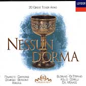 Nessun Dorma - 20 Great Tenor Arias / Pavarotti, et al