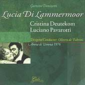 Donizetti: Lucia di Lammermoor / De Fabritis, Pavarotti