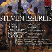 Bloch, Elgar, Kabalevsky, et al: Cello Works / Isserlis
