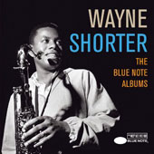 Wayne Shorter: Blue Note Albums *