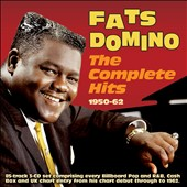 Fats Domino: Complete Hits, 1950-62 [Box] *