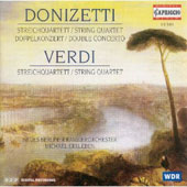 Donizetti, Verdi / Neues Berliner Kammerorchester