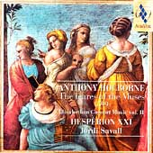 Holborne: The Teares of the Muses / Savall, Hespèrion XXI