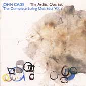 John Cage Edition - The Complete String Quartets Vol 2
