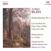 Bliss: String Quartet no 1, etc / Cox, Daniel, Maggini SQ