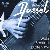Roberto Aussel plays Baroque Music