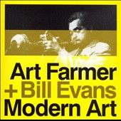 Art Farmer/Bill Evans (Piano): Modern Art [Bonus Tracks]