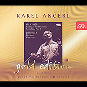 Ancerl Gold Edition 37 - Krejc&#237;, Pauer / Bidlo, Czech PO