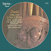 Handel: Organ Concertos / Goodman, Nicholson, et al