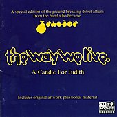 The Way We Live: A Candle for Judith