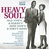 Various Artists: Heavy Soul: Old Town & Barry's Deep Down & Dirty Sides