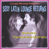 Cougar Records: Sexy Latin Lounge Returns