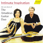 Intimate Inspiration - Very Best of the Amadeus Guitar Duo