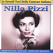 Nilla Pizzi: Songs