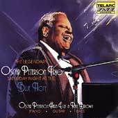 Oscar Peterson/Oscar Peterson Trio: Saturday Night at the Blue Note