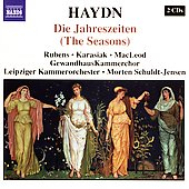 Haydn: Die Jahreszeiten / Schuldt-Jensen, Leipzig CO, et al