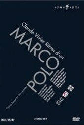 Reves d'un Marco Polo: The Life and Work of Claude Vivier [2 DVD]