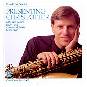 Chris Potter (Saxophone): Presenting Chris Potter