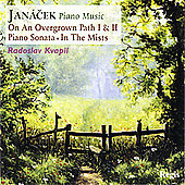 Jan&#225;cek: Piano Music / Radoslav Kvapil