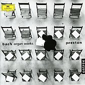 Bach J.s: Toccata & Fugue Bwv 565, Fantasie Bwv 572, Pastorale Bwv 590, Etc.