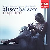 Caprice - Alison Balsom / Gardner, Gothenburg Symphony