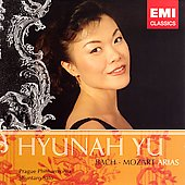 Debut - Hyunah Yu - Bach, Mozart: Arias