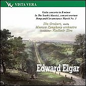 Elgar: Violin Concerto / Ziva, Grumbert, Moscow SO