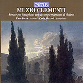 Clementi: Sonatas for Piano & Violin