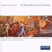 Albinoni: Il Nascimento dell'Aurora / Clemencic, et al