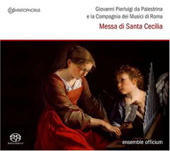 Palestrina: Cantantibus organis, etc / Rombach, Ensemble Officium, et al