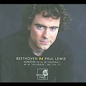 Beethoven: Complete Piano Sonatas Vol 4 / Lewis