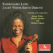 Fashionably Late - Juliet White-Smith - Debuts!