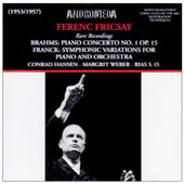 Rare Recordings by Ferenc Fricsay
