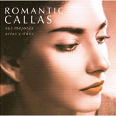 Romantic Callas - The Best Of