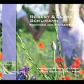 Romances & Fantasies: Works by Robert & Clara Schumann