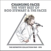 Rod Stewart/Faces: Changing Faces: The Very Best of Rod Stewart & the Faces