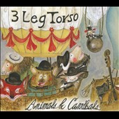 3 Leg Torso: Animals & Cannibals [Digipak] *