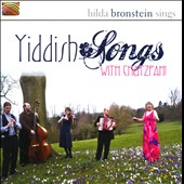 Hilda Bronstein: Sings Yiddish Songs