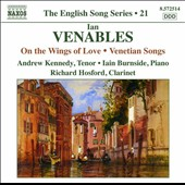 Ian Venables: English Song Series, Vol. 21