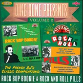 Various Artists: Ding Dong Presents: Rock Bop Boogie & Rock and Roll Pills, Vol. 2