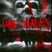 Various Artists: Edgar Allan Poe Has Graven: Horror Geschiehten Teil 3