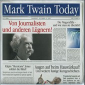 Various Artists: Mark Twain Today: Von Journalisten Und Anderen Lügnern!
