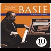 Count Basie: The Big Band Leader [Box]