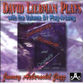 David Liebman: David Liebman Plays, Vol. 81: Play-A-Long